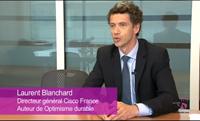 Laurent Blanchard, directeur général de CISCO - © DR